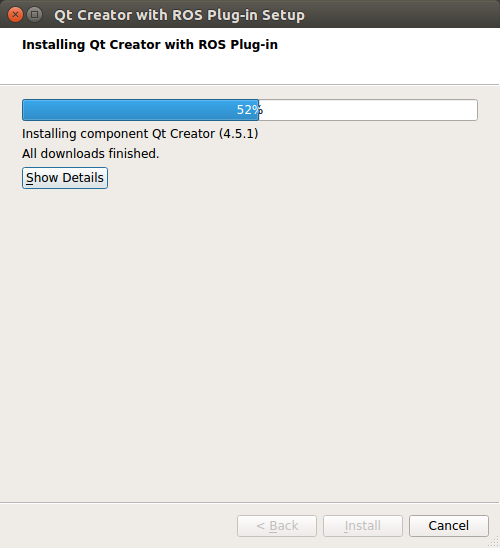 How to Install (Users) — ROS Qt Creator Plug-in documentation